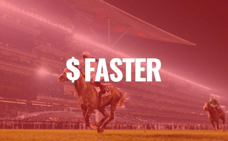 Competitive Advantage: Faster